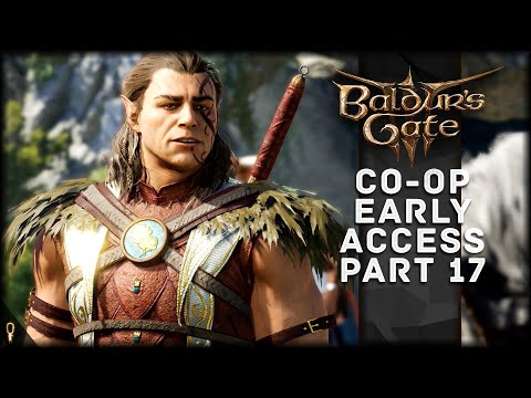 HAAAALLLLSSSSIIIIINNNNNN - Baldur's Gate 3 CO-OP Early Access Gameplay Part 17