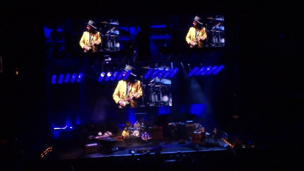 tom petty learning to fly aac dallas tx apr 2017 youtube. Black Bedroom Furniture Sets. Home Design Ideas