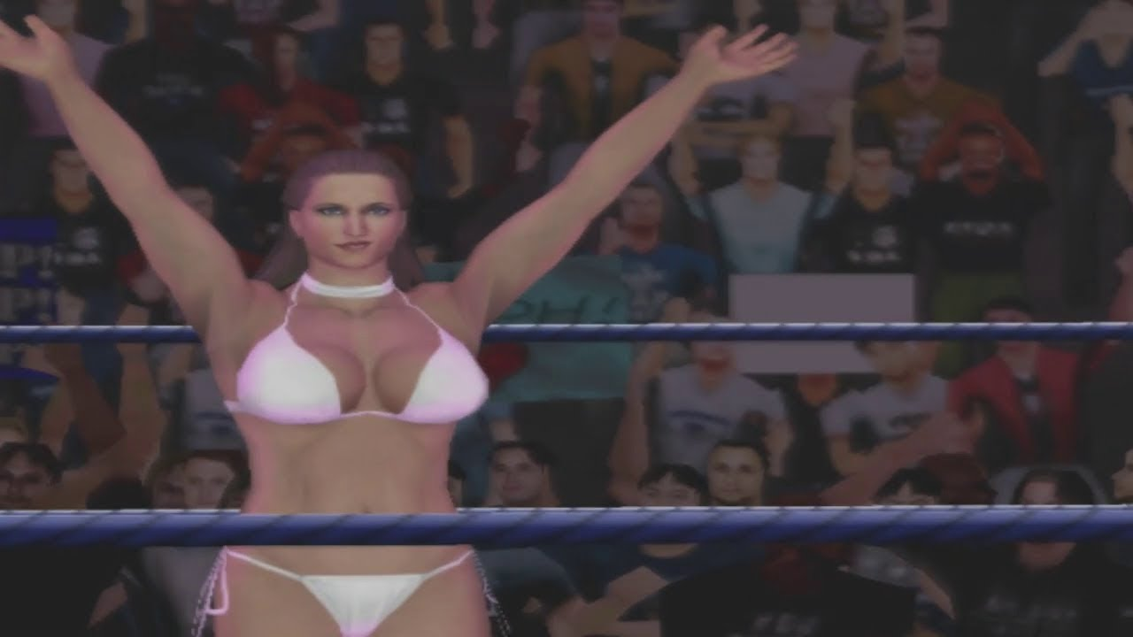 Stephanie mcmahon nude and naked