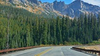Cascade Loop Scenic Highway - Best Washington Road Trip