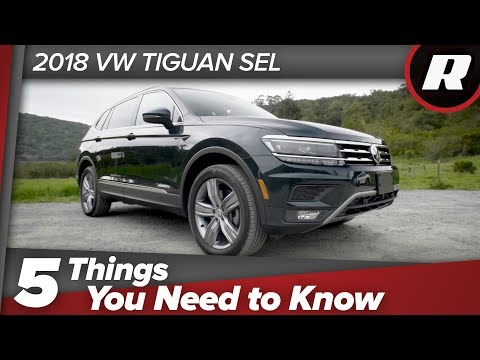 5-things-to-know:-2018-volkswagen-tiguan-sel-premium-4motion