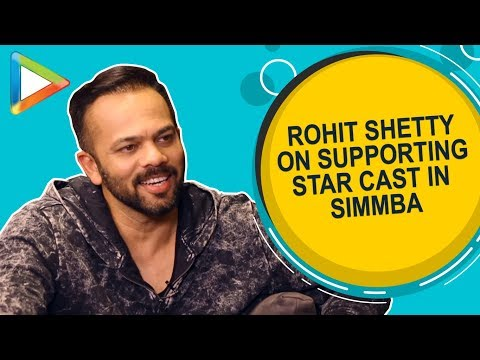 "Rohit Shetty: ""I told Sara Ali Khan, don't try to cheat the Audience, be the way you are""