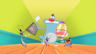 Oggy en de kakkerlakken - The Easter Egg