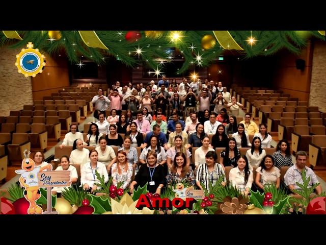 2019 11 26 La Familia Presentación Les Desea Una Feliz Navidad y Un Próspero Año 2020