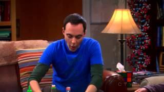 Penny / Sheldon / Отрывок из сериала The Big Bang Theory
