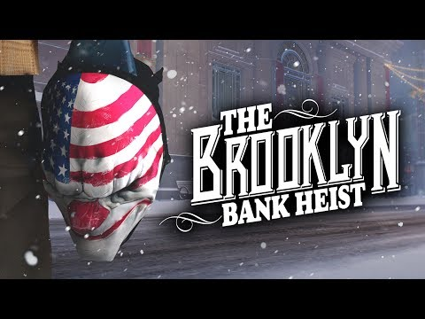 Download Youtube: [Payday 2] Brooklyn Bank Heist (One Down)
