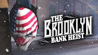 [Payday 2] Brooklyn Bank Heist (One Down)