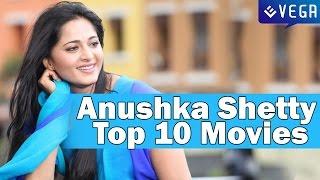 Top 10 Best Movies of Anushka Shetty 2015