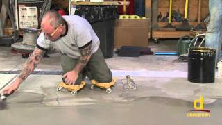 How to Install Concrete Overlays, Micro Toppings and Skim Coats - Part 2