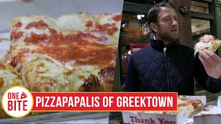 Barstool Pizza Review - PizzaPapalis of Greektown (Detroit, MI)