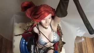 Red Sonja PF Statue Sideshow 1412 Of 3000 Pcs