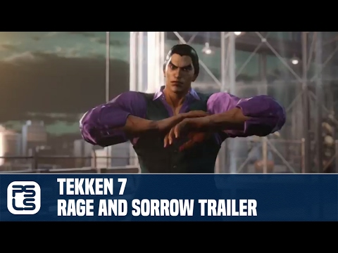 "Tekken 7 ""Rage and Sorrow"" Trailer"