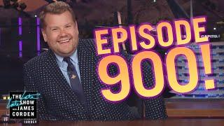 James \u0026 The Gang Celebrate Episode #900
