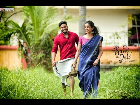 Kerala Pre wedding shoot Of Sumesh with Amritha