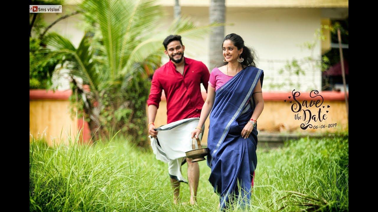 Kerala Pre Wedding Shoot Of Sumesh With Amritha Youtube