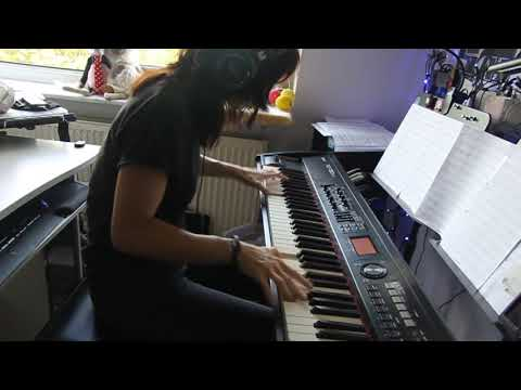 Iron Maiden- The Educated Fool -piano cover
