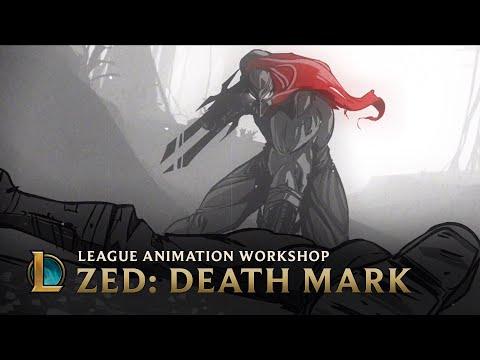 zed:-death-mark-|-league-animation-workshop