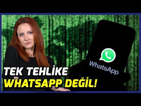 WhatsApp'dan Çok Daha Tehlikeli Uygulamalar! I Yeni Sözleşme Gerçekleri