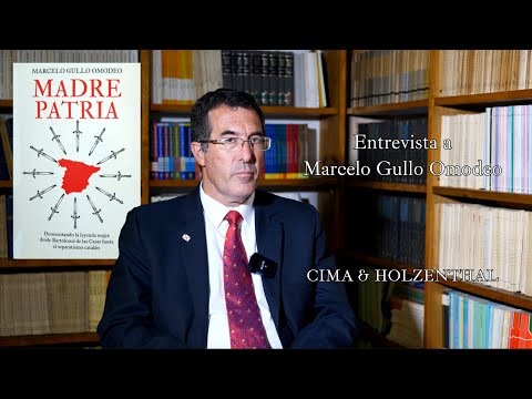 "Entrevista a Marcelo Gullo, autor de ""Madre Patria"""