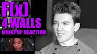 F(x) 4 Walls Reaction / Review - MRJKPOP ( 에프엑스 Fx )