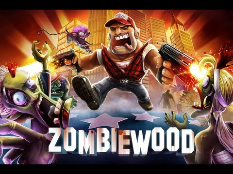 Zombiewood - Mobile Game trailer