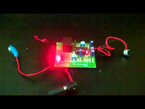 Free Download Diy Sound Activated Christmas Lights