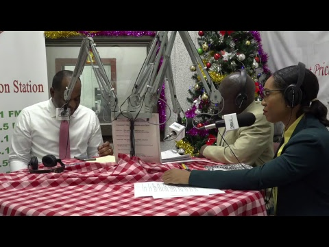 PM Skerrit on DBS Radio