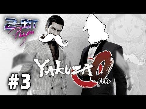 Yakuza Zero Part 3 | A Big, Important Karaoke Night! | 2-Bit Players