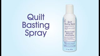 June Tailor Quilt Basting Spray