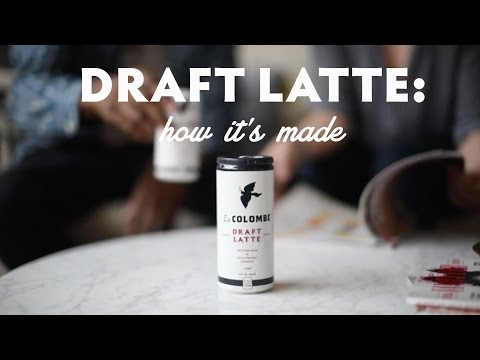 Draft Latte: See How It's Made