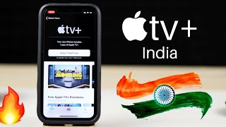 Apple Tv+ India review