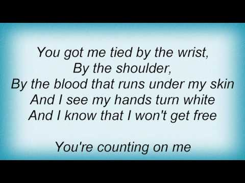 Howie Day - Counting On Me Lyrics
