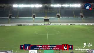 Liga FUTVE - Temporada 2020 | Monagas SC vs. Portuguesa FC | Jornada 2