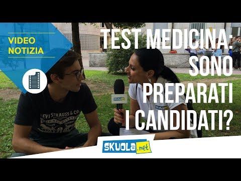 Test Medicina 2018: quanto sono preparati gli aspiranti medici?