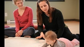 Baby Massage: Baby Yoga with Touch