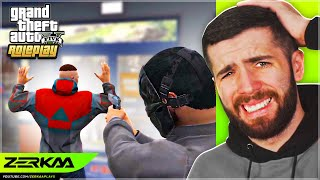 We Robbed A Store In GTA 5 RP *GONE WRONG*