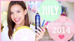 July Favorites 2014! Thumbnail
