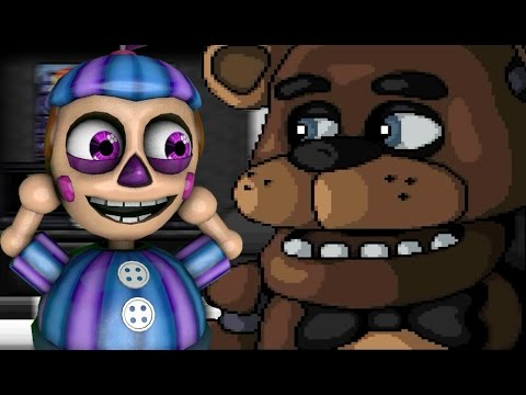 JJ PLAYS: Super FNAF Night 3  find the cake for the happiest day