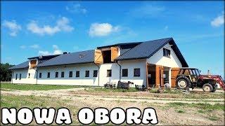 [Vlog #24] ☆ Nowa Obora Na Bydło Mięsne ! ☆ Gospodarstwo Rodzinne Dura