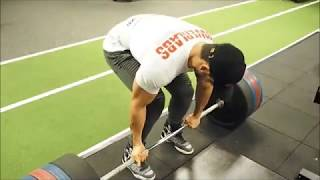 Stronger By The Day 419lbs Deadlift - Rafi Ohanes
