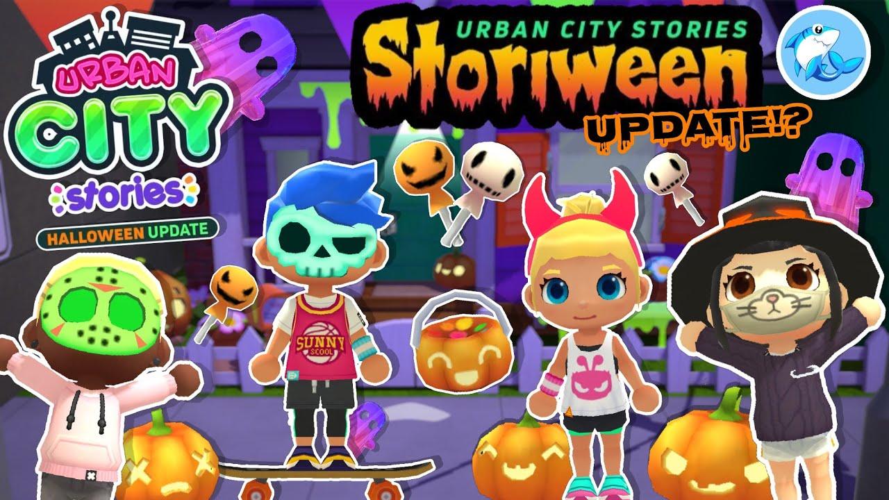 Urban City Stories | STORIWEEN Update!?
