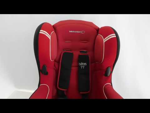 Iseos TT Oxigen Red De Bebé Confort(no Isofix)….Ref-25