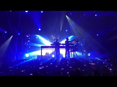 Orbital - Doctor? (live at ADE, Paradiso, Amsterdam