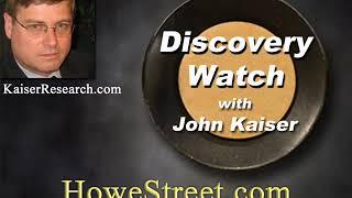 Market for ESG Certified Metals? John Kaiser - Dec. 3, 2020