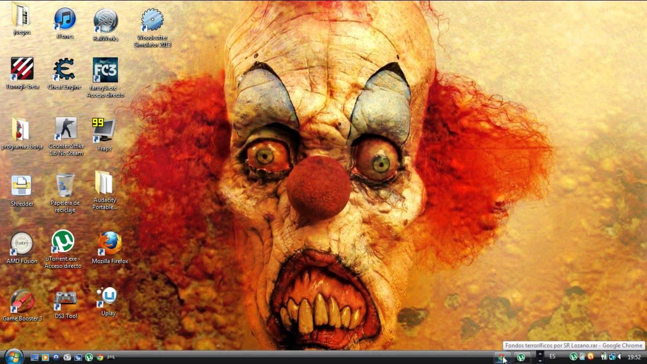 Descargar Wallpapers HD De Terror.