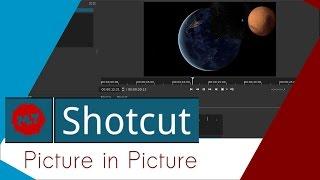 Criando o Efeito Picture in Picture com o Shotcut