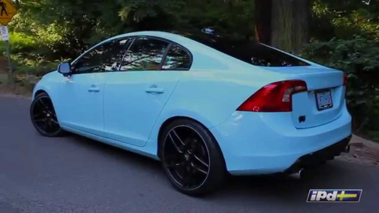 ipd Volvo - 2011 S60 Project Car Overview - YouTube