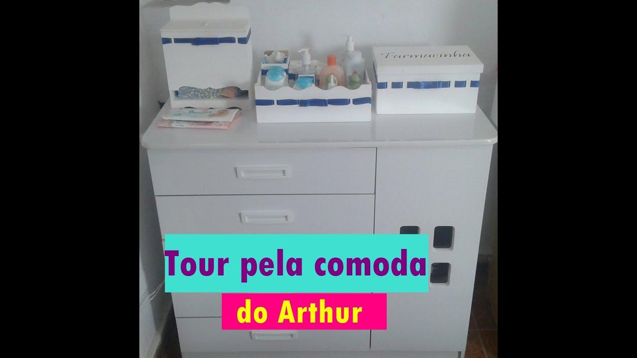 TOUR pela comoda do Arthur - Sou Mãe solteira - YouTube 7cfa77637a8