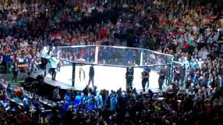 Stipe Miocic Walkout UFC 220 1/20/18 Boston Garden