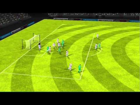 FIFA 14 iPhone/iPad - 1. FC Köln vs. Bor. M'gladbach